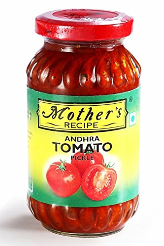 MOTHER'S RECIPE ANDHRA TOMATO 300 GM Tomato Pickles