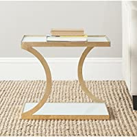 Safavieh Home Collection Sullivan Gold Accent Table