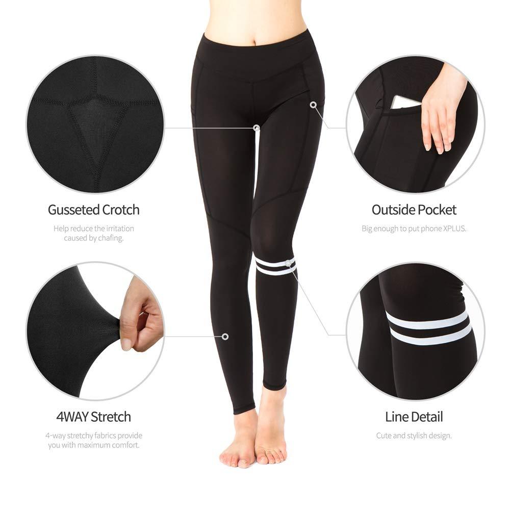 A/&J Yoga Pants Deep /& Wide outpocket//Ultra Soft/&Light Fabrics//Most Comfortable Activewear//Tummy Control Leggings