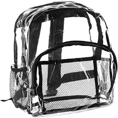 8dc3a33dff4c Shopping Nylon - Clear - Backpacks - Luggage & Travel Gear ...
