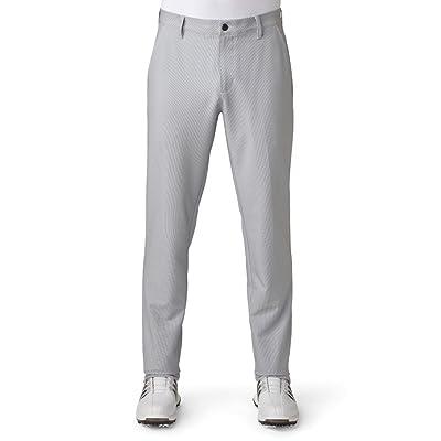 .com : adidas Golf Men's Adi Ultimate Tonal Stripe Pant Dark Slate : Clothing