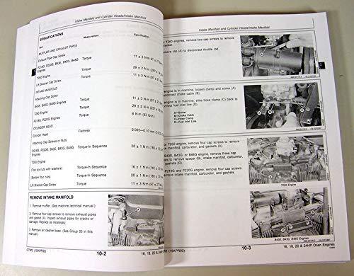 Amazon.com: Cub Cadet 982 - Juego de manual de servicio para ...