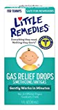 Little Remedies Tummy Relief Drops, Natural Strawberry Flavor, Safe For Newborns, 1 Ounce, Packaging May Vary - 4 Packs
