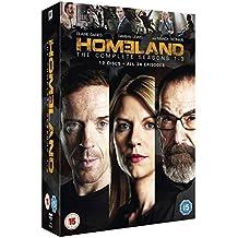 Homeland - Season 1-3