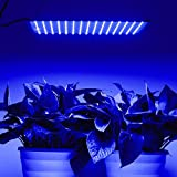 Yescom 225 Blue LEDs Grow Light Ultrathin Panel