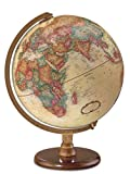 Replogle Globes Hastings Globe, 12-Inch, Antique English