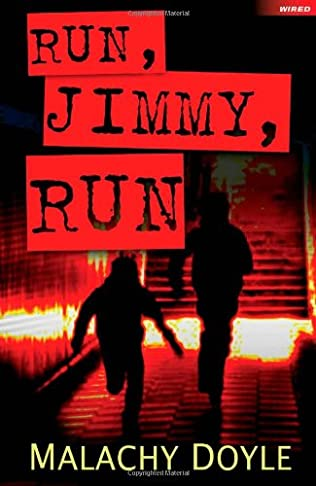 book cover of Run, Jimmy, Run