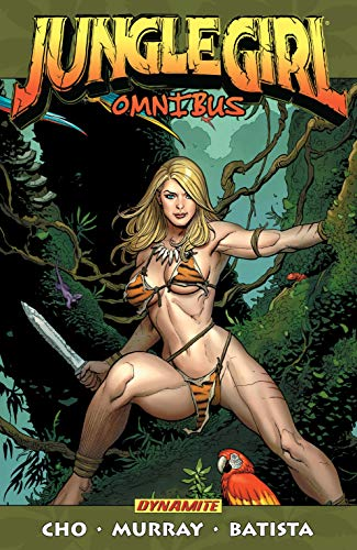 Jungle Girl: Omnibus (Jungle Girl: Season One)