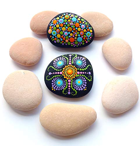 (Capcouriers Rocks for Painting - Painting Rocks)