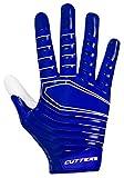 Cutters Gloves S252 Rev 3.0 Receiver Gloves, Royal, Large
