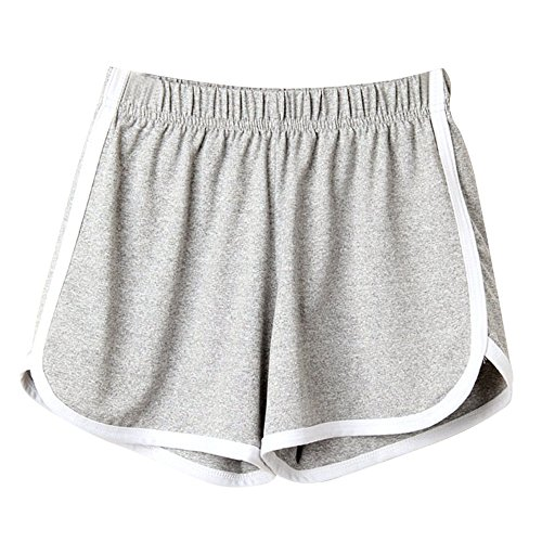 (WOCACHI Shorts for Womens, Fashion Women Lady Summer Sport Shorts Beach Short Pants Tummy Control Side Pocket Plus Size Cotton Hot Muti Pack Butt Lift Running Tights)