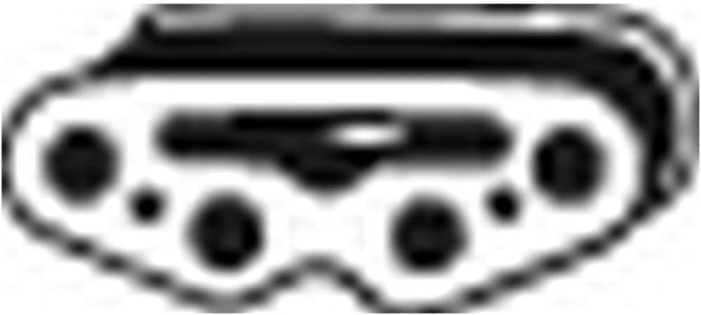 Bosal 255-092 But/ée /élastique silencieux