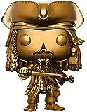 FunKo Pirates of the Caribbean 55Figura Jack Sparrow Gold, 13842