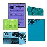 """Astrobrights Color Paper, 8.5"""" x 11"""", 24 lb/ 89"""
