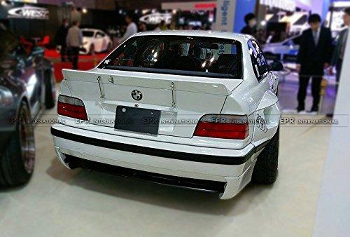 Frp Fibre de verre RB Style Aileron arri/ère Aile pour BMW E36/2/portes Coup/é
