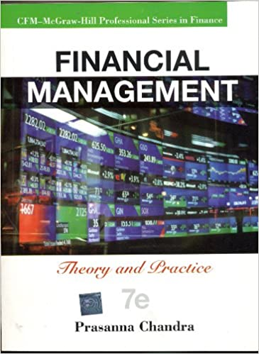 Financial Management By Prasanna Chandra Pdf