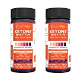 #8: Ketone Test Strips 2 Bottles. Lose Weight, Look & Feel Fabulous on a Low Carb Ketogenic or HCG Diet. Get Your Body Back! Accurately Measure Your Fat Burning Ketosis Levels in 15 Seconds. 250 Strips