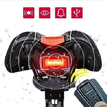 antusi 3 en 1 bicicleta Control remoto inalámbrico luz ...