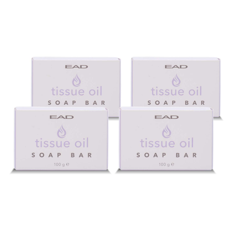 Amazon.com: EAD - Barra de jabón de aceite de seda, lavanda ...