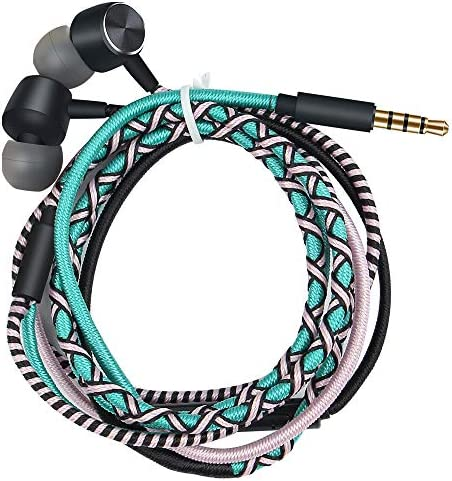 URIZONS Headphones Microphone Smartphones Turquoise product image