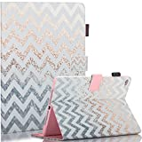 Dteck iPad 2017 2018 9.7 inch/iPad Air/iPad Air 2 Case - Multi-Angle Viewing