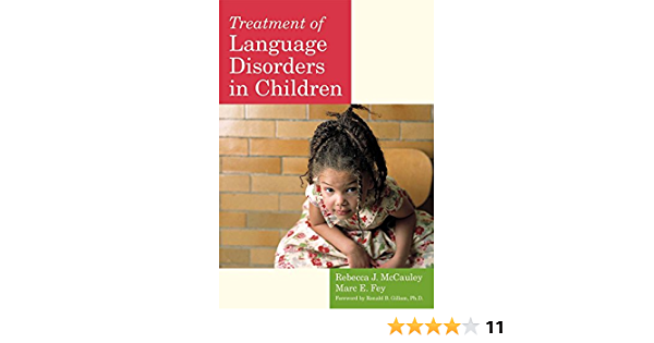 Treatment of Language Disorders in Children Communication ...