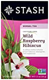 Stash Wild Raspberry Herbal Tea, Caffeine Free, 20 ct Review