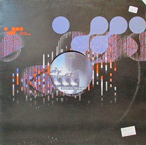 Hoschi - Boostin' Da Bass - Virtual Recordings - VR 020-12