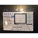 Dynex® Docking Station with Remote for Apple® iPodTM DX-IPDR / DX-IPDR2