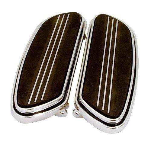 V-Factor Streamliner Styled Chrome Floor Boards Harley-Davidson - 24015