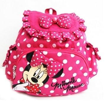 Amazon.com: Niño bebé niña Disney mochila bolso de escuela ...
