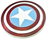 Original Captain America Enamel Belt Buckle