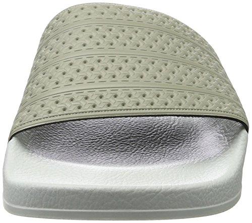 Adilette Beige tech tech Pantoffeln linen Beige Green Herren Beige Adidas Tv15wPvq