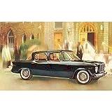 1961 Studebaker Lark Cruiser Postcard