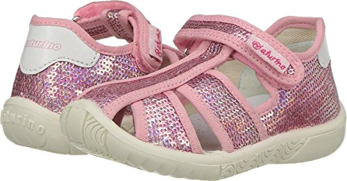 Naturino Baby Girl's 7785 SS18 (Toddler/Little Kid) Pink 19 M EU