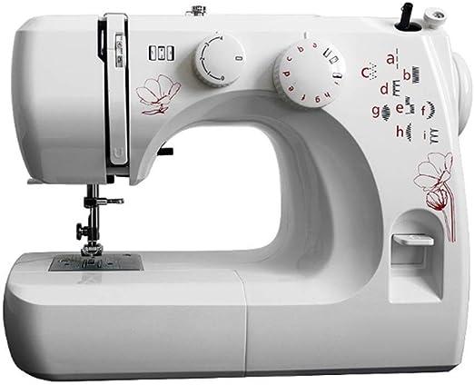 TONGSH Compacto y Multifuncional de Coser Máquina de artesanía W ...