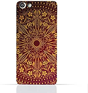 OPPO R9S TPU Silicone Case With Floral Pattern 1201
