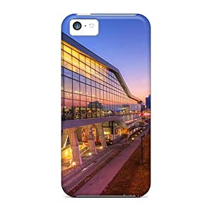 (FYVfpCz4437wwWjV)durable Protection Case Cover For Iphone 5c(dejctr 614 City Night In Madrid)