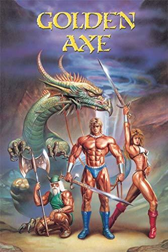 golden axe sega master system - 5