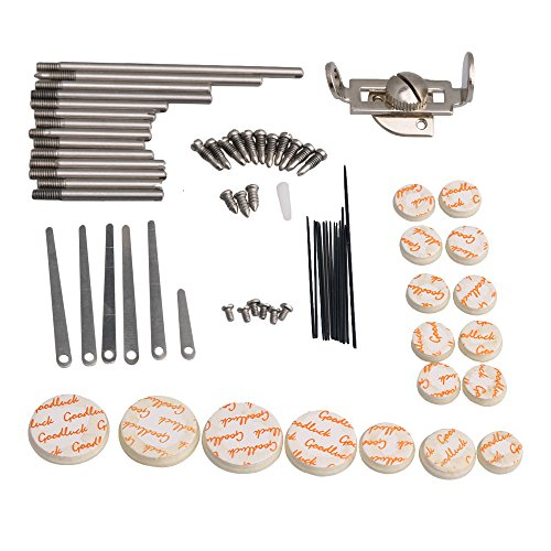 BQLZR Clarinet Repair Kit Reed T...