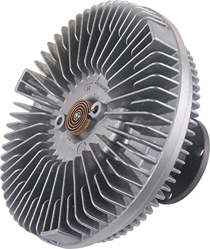 2839 Engine Cooling Fan Clutch - for 1997-1999 Chevrolet GMC C1500 C2500 K1500 K2500 Suburban 6.5L Turbo Diesel ()