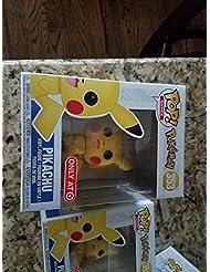 FUNKO pop Pikachu target exclusive Pokemon 353