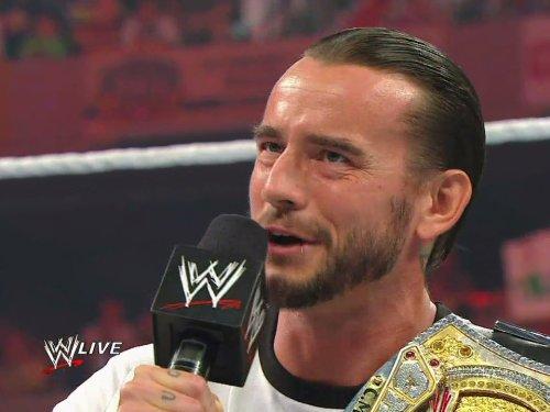 WWE Monday Night Raw - August 1, 2011