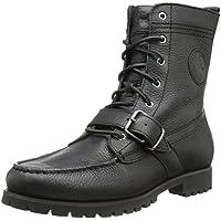 Polo Ralph Lauren Men's Ranger Boot (Black)