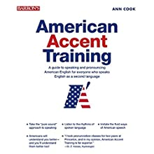 American Accent Training Audiobook by Ann Cook Narrated by Ann Cook, Marcus Harwell