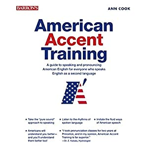 American Accent Training Audiobook