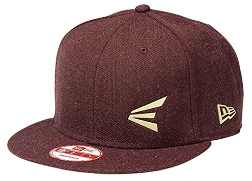Easton M10 Game Day Screaming E Logo Cap Maroon One Size Fits Most ()