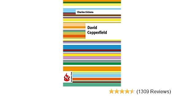 Amazon.com: David Copperfield: (low cost). Edición limitada (Spanish ...