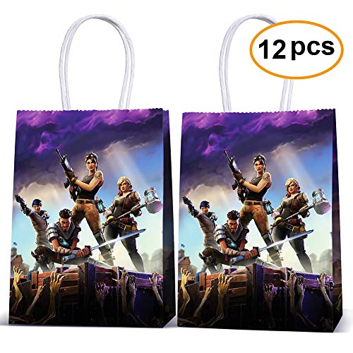 Gaming Bags Goody Favor Gift Bags For Kids Adults Birthday Party Game Party Supplies Favors