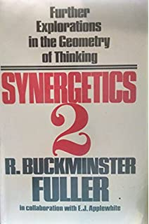 And it came to pass not to stay r buckminster fuller synergetics 2 further explorations in the geometry of thinking fandeluxe Choice Image